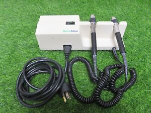 Welch Allyn 767 Series Wall Transformer no Heads And Kleenspec W Dispensers