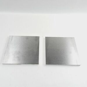 625 Thick 5 8 Aluminum 6061 Plate 7 X 8 5 Long Qty 2 Sku 176191