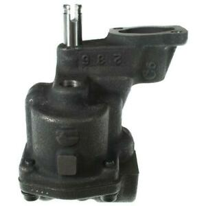 Melling 10555st Wet Sump Oil Pump Fits Small Block Chevy High Volume