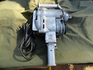 Boston Pneumatics 1 Military Grade Electric Impact Wrench Heavy Duty Low Use