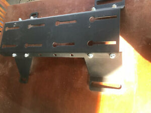 Troy Center Console Floor Plate Ford Crown Victoria Police Interceptor 98 2011 2