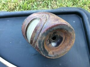1937 1938 1939 Ford Trunk Handle Base