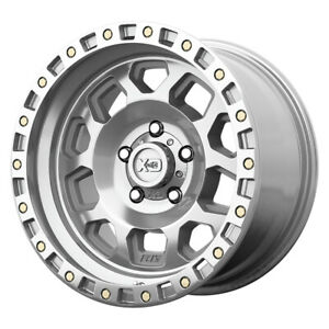 17 Xd Series Rg2 Machined xd13279050512n Set Of 4 Wheels Rims
