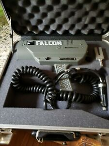 Kustom Falcon K Band Police Radar Gun W case fork Excellent Condition