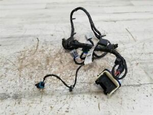 2007 2009 Chevrolet Tahoe Center Floor Console Wire Harness Oem 141474