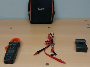 Klein Tools Clamp Meter And Electrical Tester Kit Cl110