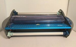 Local Pickup Gbc Pinnacle 27 Ezload Laminator School Thermal Roll 27 Wide 3mil