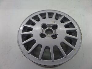 Vw Corrado G60 Single 15 Sebring Wheel 90 92 Oem 535 601 025 B 4 X 100