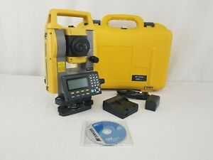 New Topcon Gm 105 5 Reflectorless Total Station