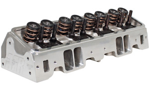 Afr 210cc Eliminator Sbc Cylinder Heads Spread Port 65cc Chambers