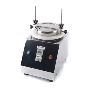 200mm Vibrating Sieve Machine For Granule grain Electric Lab Shaker Low Noise