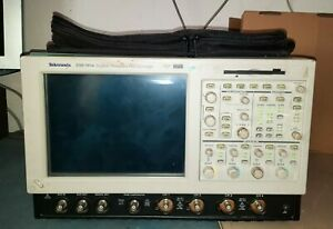 Tektronix Tds7054 Digital Oscilloscope 500 Mhz 4 Channels 5 Gs s parts Only