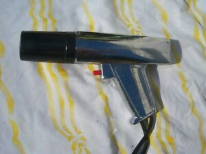 Vintage 1970s Chrome Timing Light Gun 6v 12v Penske