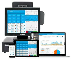 Pos Cash Register bars Restaurants Grocery Stores All Retail Businesses
