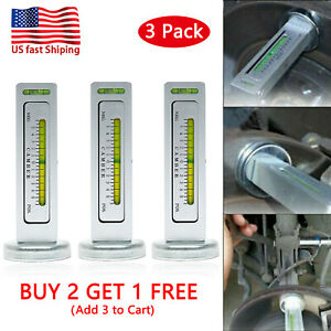 Magnetic Gauge Level Tools For Car Truck Camber Castor Strut Wheel Alignment Us