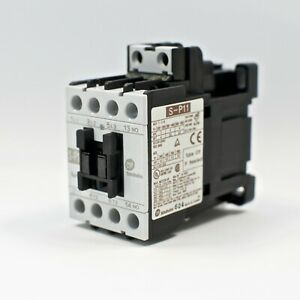 Shihlin Magnetic Contactor S p11 3a1a normally Open Coil 110v