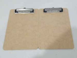 Miniature Clipboard Office Products Lot Of 2