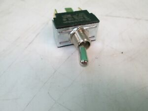 Carling Toggle Switch Dpdt 3 Position On off on Terminal Tab Terminals