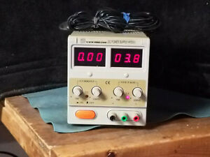 Mpja Variable Dc Power Supply Hy3003