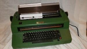 Ibm Selectric Iii 3 Electric Correcting Typewriter Vintage Tested Working Great