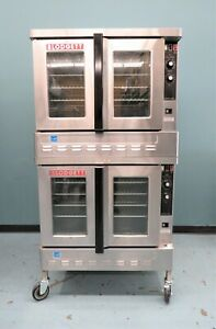 Blodgett Double Deck Convection Oven Natural Gas Zephaire gl