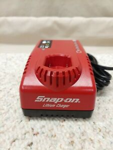 Snap Onctc77214 4volt 7 2 Voltlithium Ion Battery Chargerfree Shippingused