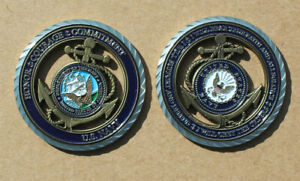 2 Pieces US Navy Challenge Coin $10.95