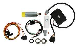 Vr1 Series Brushless Fuel Pump W Controller And Bulkhead Harness Quick Kit
