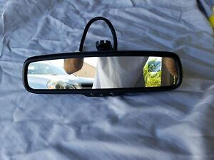 Gentex Auto Dimming Feature Rear View Mirror With Compass Temperature 50 Genk20a