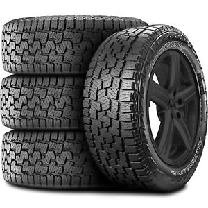 4 New Pirelli Scorpion All Terrain Plus 275 60r20 115t At A t Tires