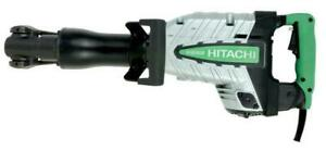 Hitachi H65sd2 1 1 8 Hex 40 Lb Demolition Hammer reconditioned