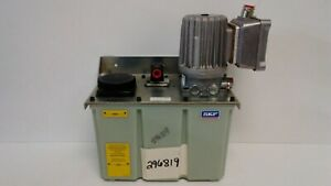 New Old Stock Skf Lubrication Oiler Pump Unit Mfe5 kw6 299