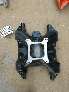 Mopar Weiand 440 7512 Xclerator Intake Nos Powdercoated Rare