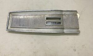 1966 68 Mopar B Body Console Top C Body Charger Gtx Auto Automatic Shifter Plate