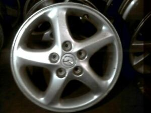 Wheel 16x6 Alloy Hatchback Protege5 Dull Fits 02 03 Mazda Protege 393627