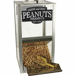 Cabinet style Snack Warmer Popcorn Stainless Steel Display Cabinet Warmer Case