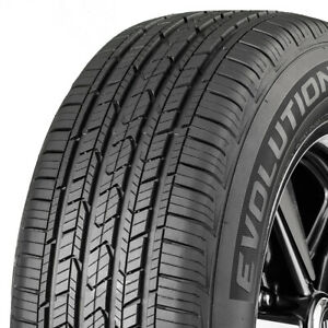 4 New Cooper Evolution Tour 215 60r16 95h As All Season A S Tire
