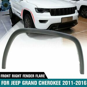 Front Right Plastic Fender Flare For Jeep Grand Cherokee 2011 2016 Ch1291106