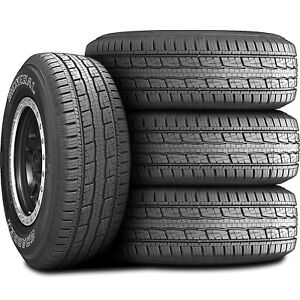 4 New General Grabber Hts 60 265 65r17 112t A s All Season Tires