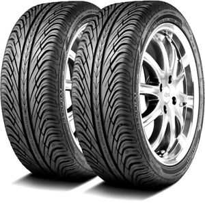 2 New General Altimax Uhp 225 45zr17 225 45r17 94w Xl High Performance Tires