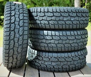 4 New Atlas Paraller A t 255 70r16 111s At All Terrain Tires