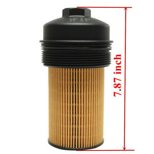 Replacement Kits Fit Ford Motorcraft 6 0 6 4l Powerstroke Diesel Oil Filter cap
