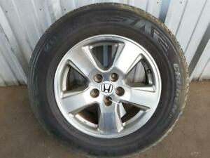 Wheel Rim Alloy Tire 17x7 1 2 Alloy 5 Spoke Fits 09 11 Pilot 42700szaa22 63992