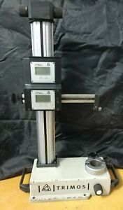 Fowler Trimos Sylvac Tool Pre setter Tpr 301 Iso 40 X Y Micrometer 1518