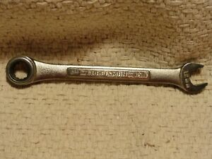 Usa New Old Stock Craftsman 12mm Ratcheting Combination Wrench 42642 v Usa