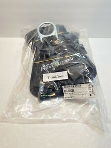 Miller Revolution Full Body Safety Harness Quick Connectors X small Rdt qc xsbk