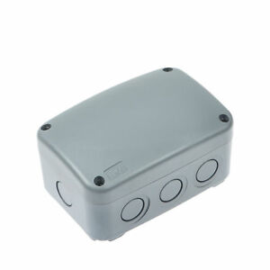 Waterproof Junction Box Cable Switch Connector Enclosure Case Ip66 Rated 9 pole