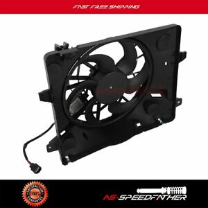 Radiator Cooling Fan Fits Ford Crown Victoria Lincoln Town Car Mercury Marauder