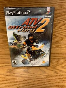 ATV Offroad Fury 2 (Sony PlayStation 2  2002)Brand New/Sealed
