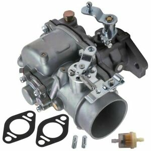 New Zenith Bendix Style Carburetor For Ford 3000 3100 3300 3400 3500 Tractor